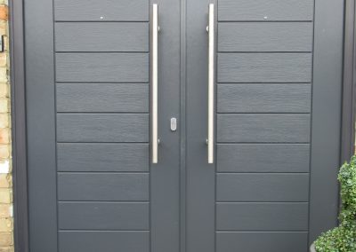 Solidor Palermo French Composite Doors